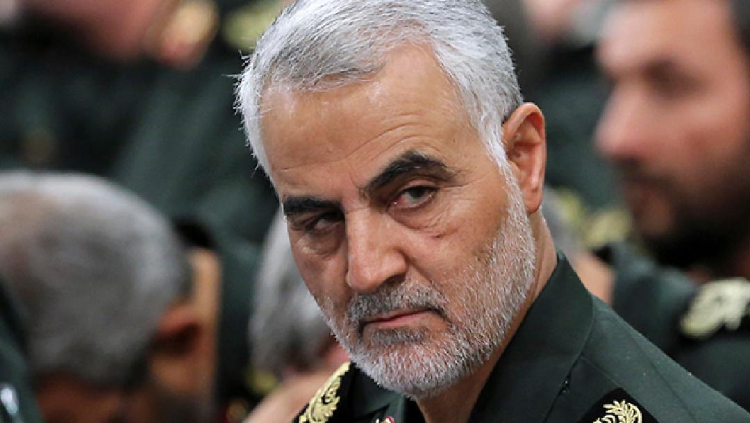 Foto: Asesinan al general iraní Qassim Suleimani, 2 de enero de 2020 (Twitter @yashar)