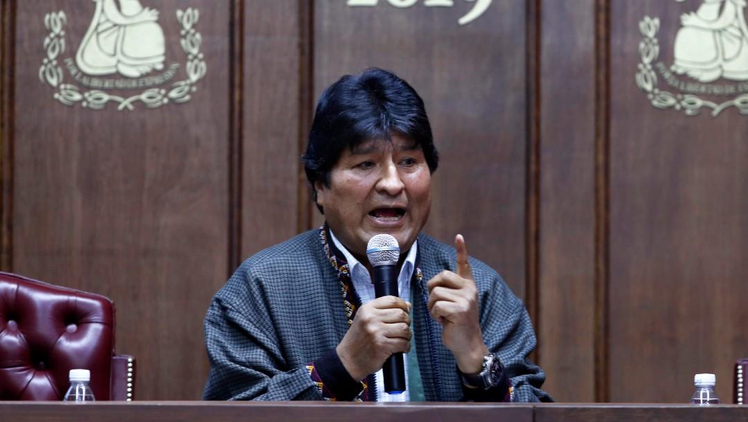 Foto: Evo Morales: 'Fue un error volver a presentarme a elecciones'