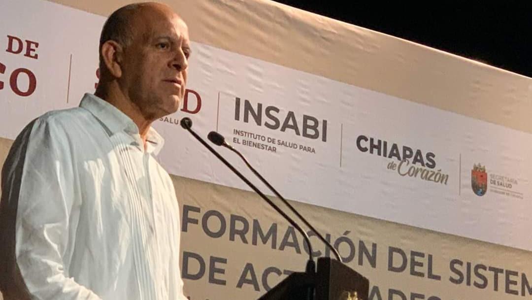 Foto: El titular del Instituto de Saluda para el Bienestar, Juan Ferer, aseguró que no hace falta nada para dar una atención adecuada a los beneficiarios, pese a eso, las denuncias continúan