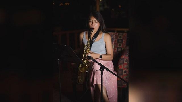 Concluye investigación del ataque con ácido a saxofonista