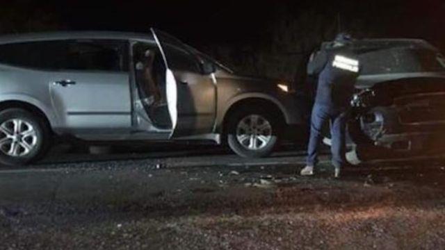Ataque a familia en Ciudad Mier, Tamaulipas.