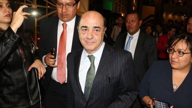 Foto: Jesús Murillo Karam, exprocurador de Justicia. Cuartoscuro