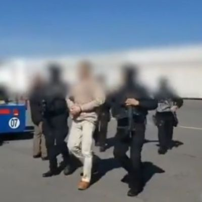 México extradita a EEUU a ocho presuntos narcotraficantes