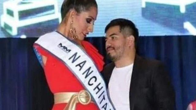 Foto: Ana Gabriela Molina, modelo mexicana declarada Miss Nanchital.