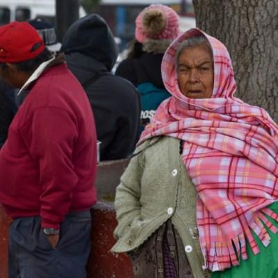 Se mantiene el ambiente frío en gran parte de México