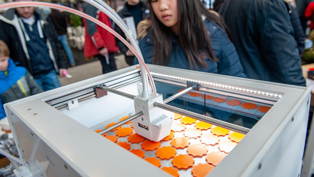 Foto: Impresión 3D sirve para crear órganos artificiales para humanos, 22 de enero de 2020, (Getty Images, archivo)