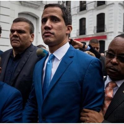 Juan Guaidó acusa ser víctima de golpe de Estado parlamentario