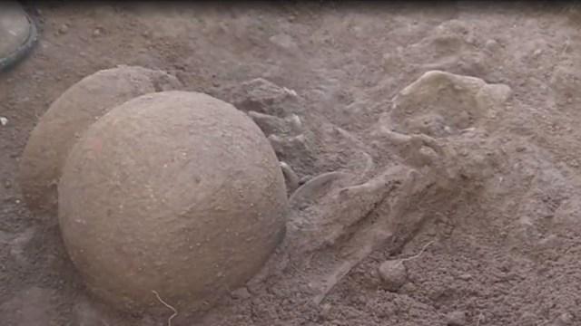 Hallan vestigios de más de 2 mil años antigüedad en Colima