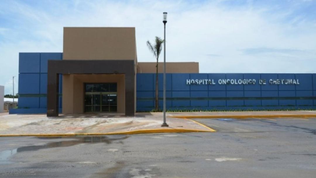 Foto:El hospital oncológico en Chetumal, no tenía equipo y personal para funcionar, 16 enero 2020