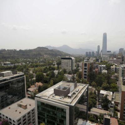 Humo de incendios de Australia llega a Chile
