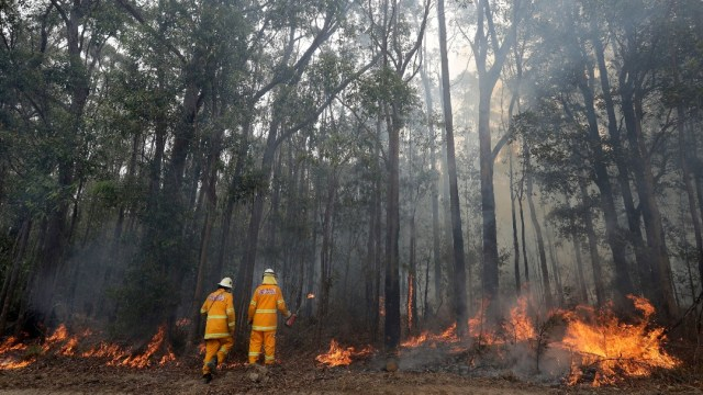 Imagen: El primer ministro, Scott Morrison, dijo que el turismo australiano enfrenta 'su mayor desafío en la historia' luego de los incendios que devastaron al país