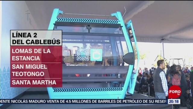 Foto: Cablebús Línea 2 Iztapalapa Inicia Construcción 14 Enero 2020