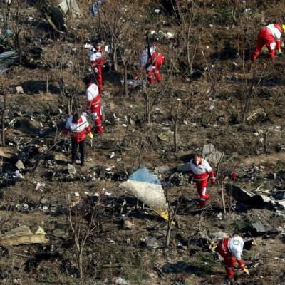Error imperdonable derribo de avión ucraniano, dice presidente de Irán