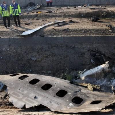 Irán niega que uno de sus misiles haya impactado a avión ucraniano