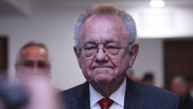 Foto: El secretario de Comunicaciones y Transportes, Javier Jiménez Espriú, el 17 de enero de 2020 (Cuartoscuro, archivo)