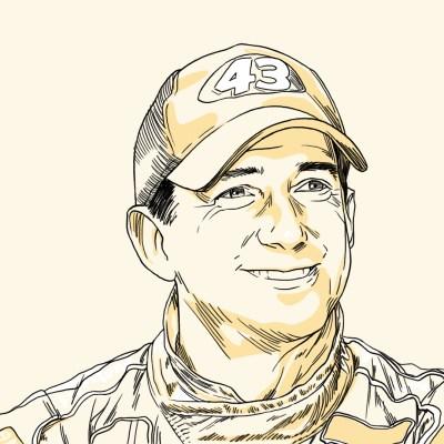 Muere John Andretti, piloto de automovilismo estadounidense