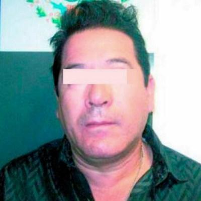Foto: Extraditan a Estados Unidos a operador financiero de 'El Chapo', 19 de enero de 2020, (FGR)