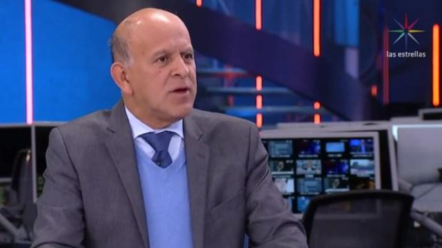 FOTO Entrevista completa con Juan Antonio Ferrer, titular del Insabi (Noticieros Televisa)