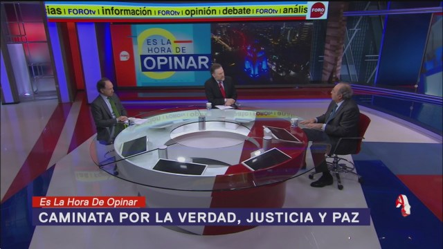 Foto: Amlo No Recibió Marcha Javier Sicilia Por Qué 27 Enero 2020