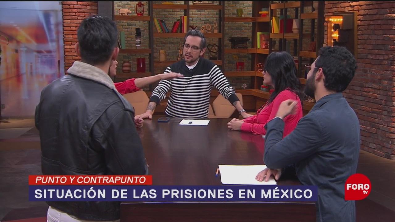 Foto: Situación Prisiones México 24 Enero 2020