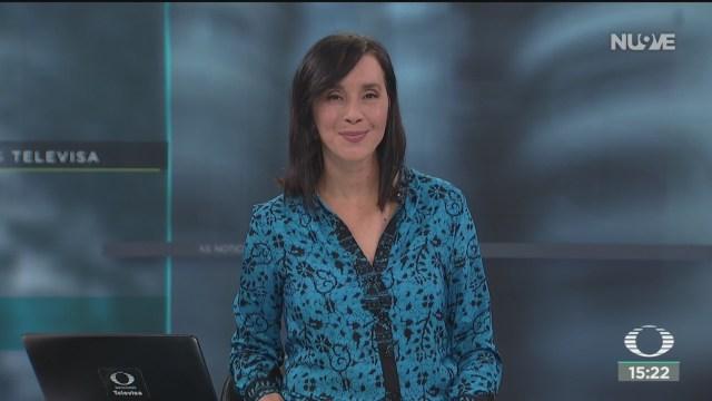 FOTO: las noticias con karla iberia programa del 13 de enero del