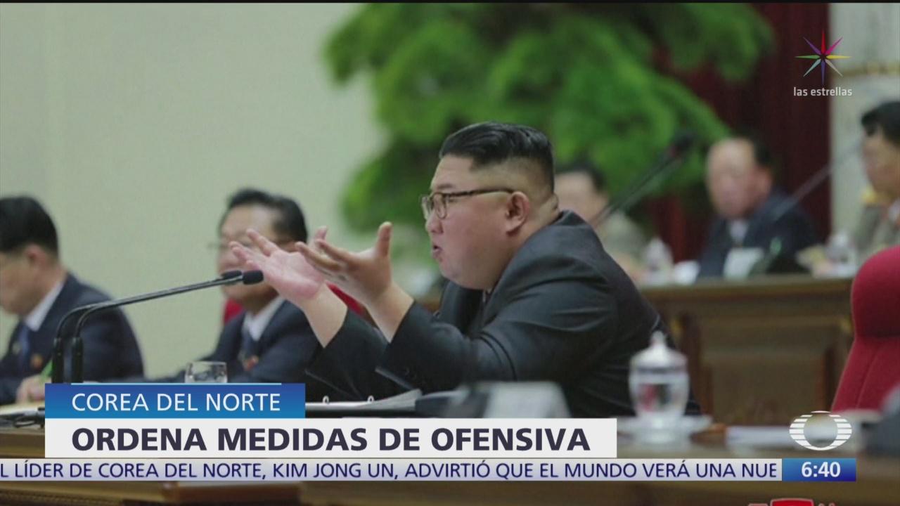 lider de corea del norte anuncia presentacion de nueva arma estrategica
