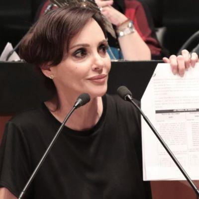 TEPJF revoca resolución de Morena para expulsar a Lilly Téllez