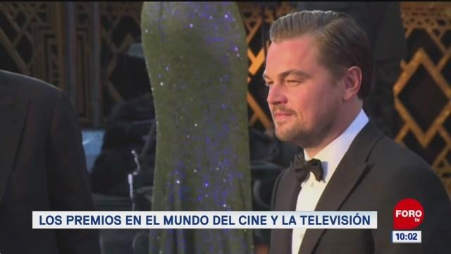 los premios en el mundo del cine y la television