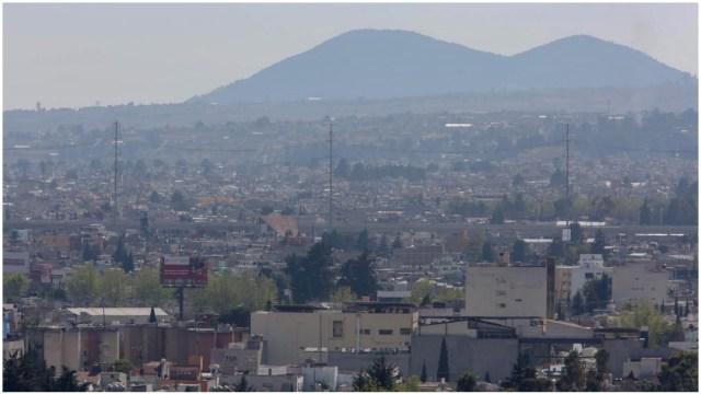 Imagen: Municipios del Estado de México registran mala calidad del aire este domingo, 12 de enero de 2020 CRISANTA ESPINOSA AGUILAR /CUARTOSCURO.COM)