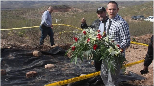 Foto: Construirán un memorial en honor a la familia LeBarón, 12 de enero de 2020 (NACHO RUIZ /CUARTOSCURO.COM)