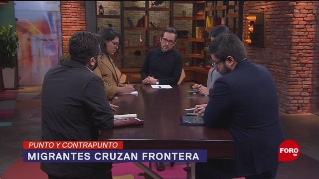 Foto: México Frena Caravanas Migrantes 20 Enero 2020
