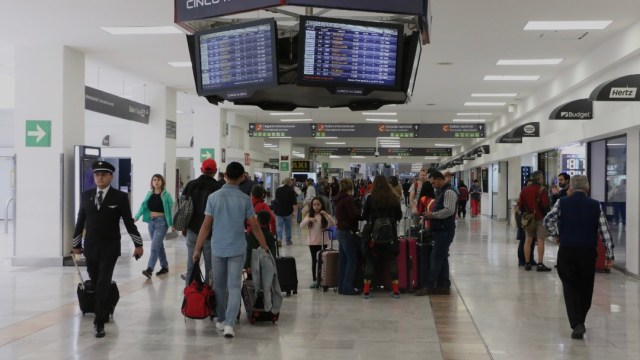 México implementa protocolos contra nuevo coronavirus China