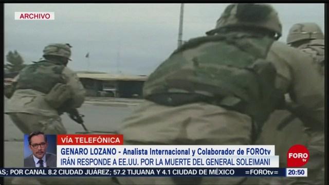Foto: México Tendrá Fijar Postura Conflicto Irán-Eeuu 7 Enero 2020