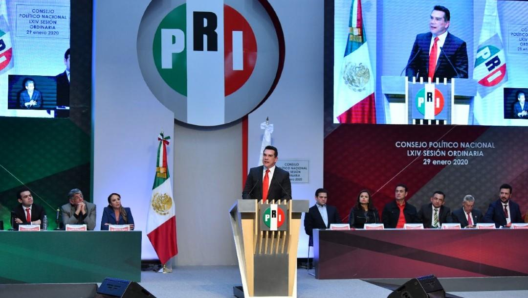 Mienten quienes vinculan al PRI de toda corrupción: Moreno