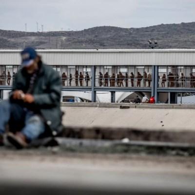 Entre lágrimas, reciben a Jesús, migrante que se suicidó en Reynosa-Pharr