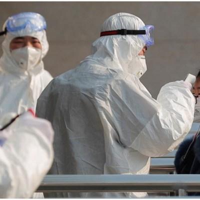 Imagen: Suben los fallecidos a causa de coronavirus en China, 26 de enero de 2020 (EFE)