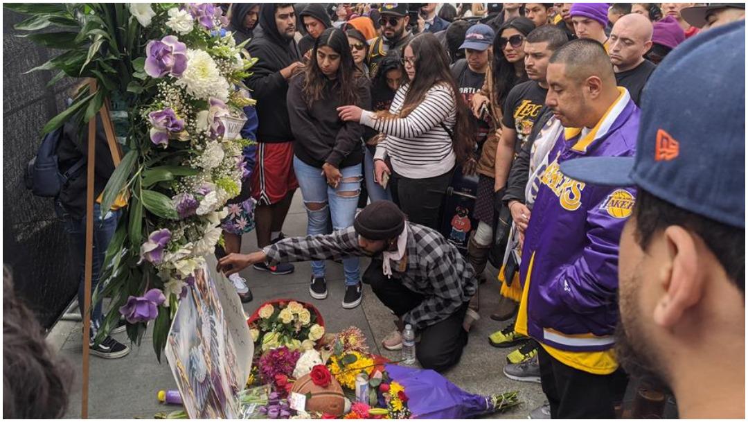 Foto: El exjugador estadounidense de baloncesto de Los Ángeles Lakers Kobe Bryant, fallecido hoy en Calabasas, cerca de Los Ángeles, en un accidente de helicóptero, 26 de enero de 2020 (EFE)
