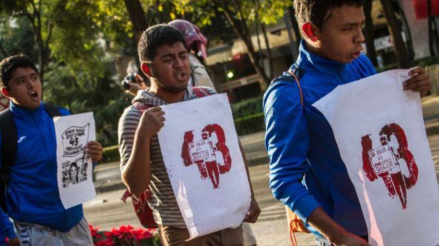 Detienen a 'El Mochomo', señalado por desaparición de normalistas de Ayotzinapa