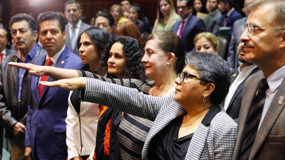 Ratifican a Raquel Buenrostro como jefa del SAT