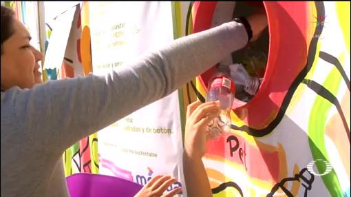 Foto: Puntos Verdes Programa Reciclaje Mérida Yucatán 10 Enero 2020