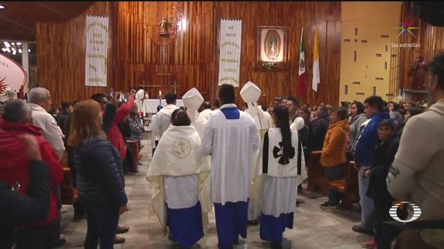 Foto: Víctimas Tlahuelilpan Recuerdan Misa Multitudinaria 17 Enero 2020