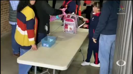 Foto: Colegio Cervantes Torreón Regresan Clases Alumnos 17 Enero 2020