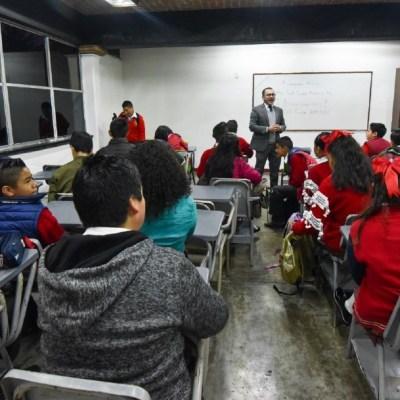 Regresarán a clases en educación básica el 8 de enero
