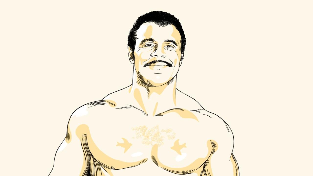 Muere el luchador Rocky Johnson, padre de 'La Roca'