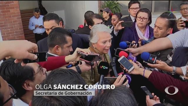 Foto: Sánchez Cordero Recibe Padres Niños Cáncer 28 Enero 2020