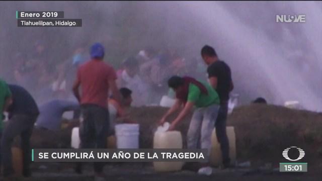 FOTO: se cumplira un ano de la tragedia de tlahuelipan