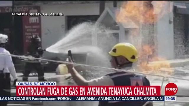 Foto: Fuga De Gas Tenayuca Chalmita Video 6 Enero 2020