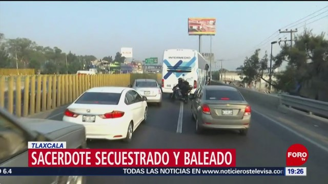 Foto: Sacerdote Tlaxcala Secuestran Liberan 8 Enero 2020
