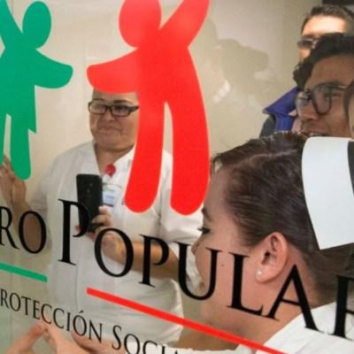 Insiste PAN que Gobierno de México dé continuidad al Seguro Popular