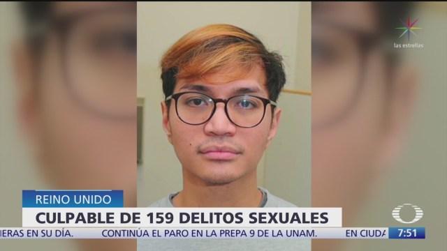 sentencian a estudiante por cometer 136 violaciones